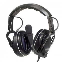 Passive Noise Cancelling Headphones