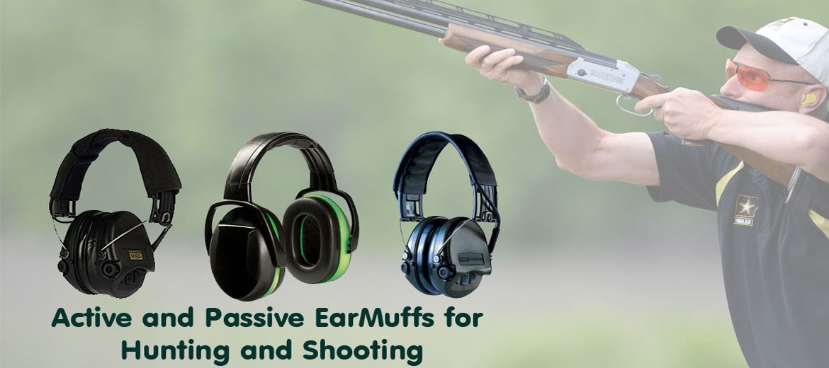 Shooting Headsets